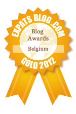 Expats Blog Award Gold