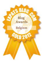 Expats Blog Award Gold
