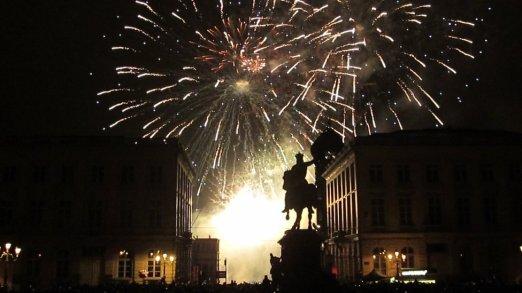 Fireworks Brussels