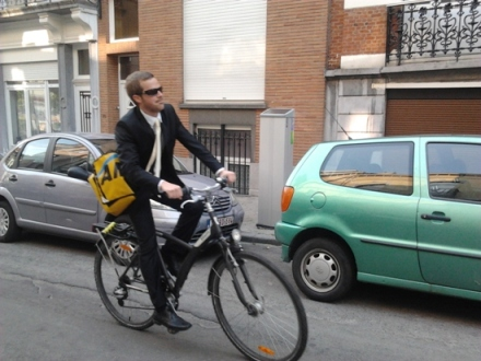 Belgium Cycle Chic