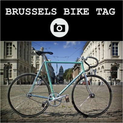 Brussels Bike Tag